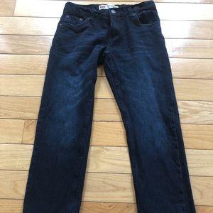 Boys Size 12 Levi's 502 Regular Taper Fit Jeans